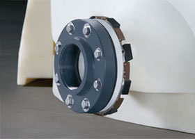 Vertical Tank with IMFO® flange