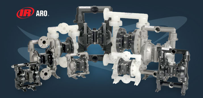 Expert series pumps exp texas process equipment specialty pump aro exp series air operated diaphragm pumps ccuart Images