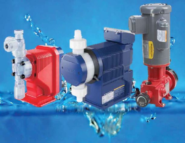 Walchem Metering Pumps - Texas Process Equipment specialty pump