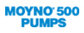 Moyno 500 Pumps - progressive cavity pumps in cast iron & 316SS. Buna, EPDM & fluoroelastomer stators.