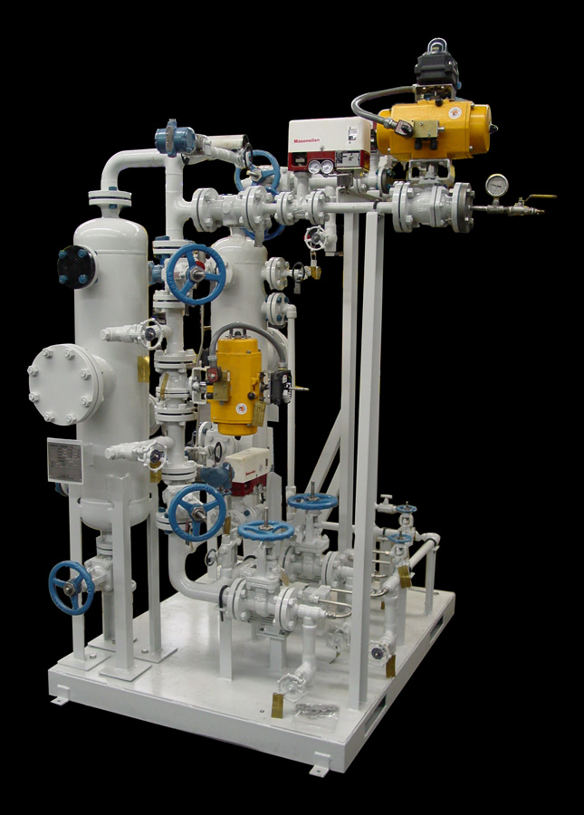 Fabrication Services - Texas Process Equipment specialty