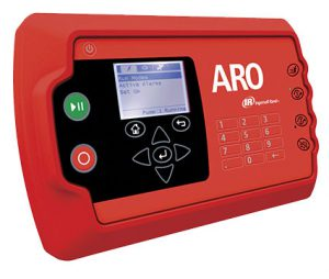ARO Controller and Electronic Interface Pump