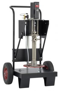 Pneumatic Piston Pumps and Packages
